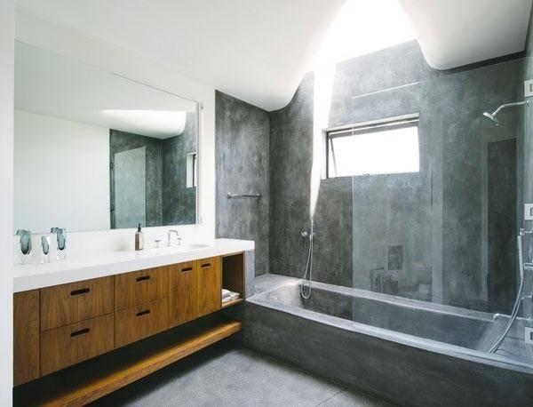 Wonderful Modern Tub Shower Combo 1 New Theme Inc Bathroom Ideas