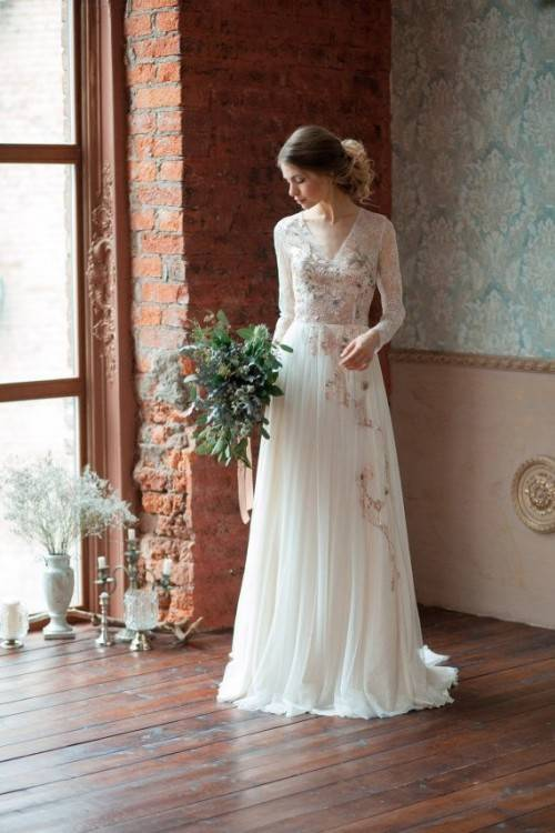 Instead of having to pack away your wedding dress,