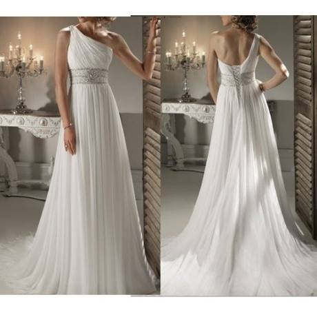 Fullsize of Fanciful Grecian Style Wedding Dress Grecian Style Wedding  Dress Grecian Wedding Dress To Look