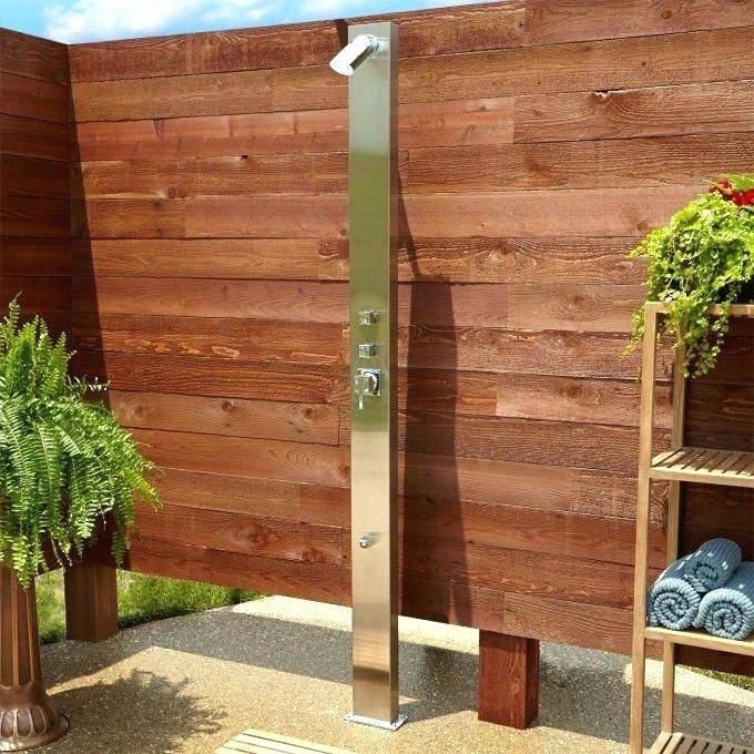wall mount outdoor shower kits stainless steel fixtures nice big houses with pools amazing mansions idea