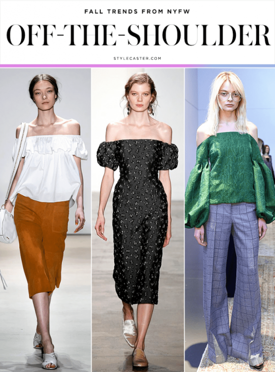 This trend is not for the colourphobics! One of the major spring 2019 fashion trends we have noticed is the use of whites and yellows and other bright