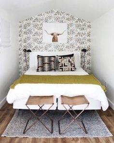 11 small bedroom transformations to give you ideas