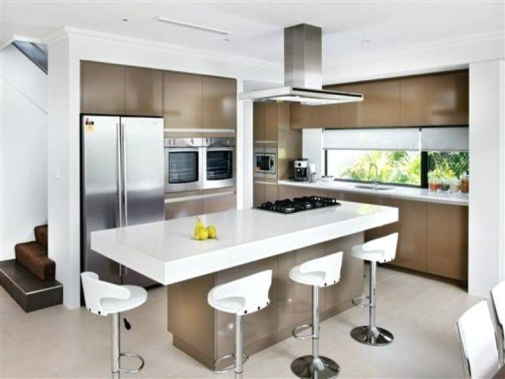 kitchen design ideas kitchen design appealing white rectangle modern wooden kitchen ideas for small kitchens stained