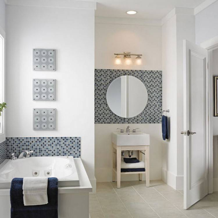 If you're looking for inspiration for your next bathroom makeover then my mega list of Bathroom Ideas is where you want to start