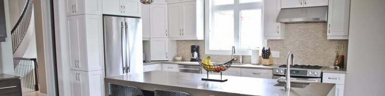 Urban Effects Cabinetry is full access, frameless kitchen and bath cabinetry built to high quality standards