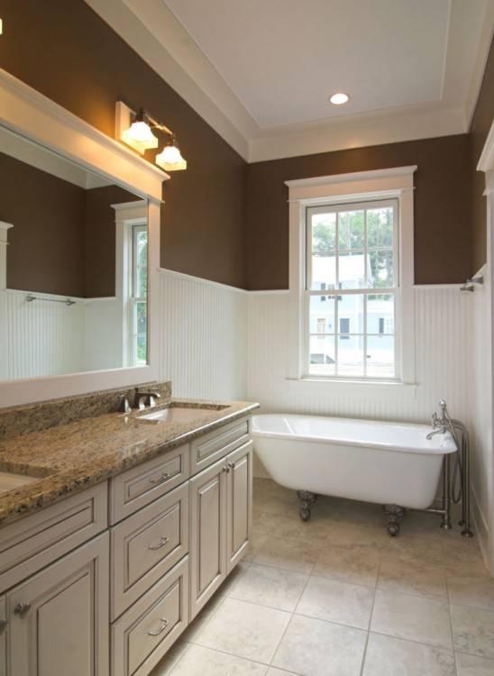 Bathroom Molding Design Ideas Youtube Throughout Remodel