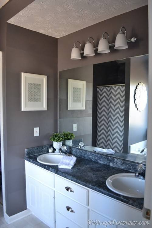 Full Size of Bathroom:classic And Stylish Wall Mount Framed Bathroom Mirror Ideas Design Your