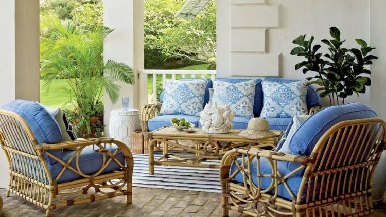 Modern Outdoor Ideas Thumbnail size Bermuda Outdoor Furniture View The  Full Image Round Teak And Granite