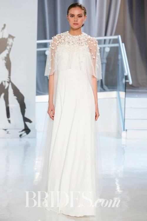 Among our absolute favourite wedding dress designs are the exquisite bridal  styles of Ronald Joyce