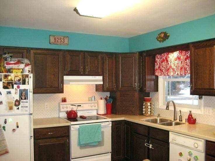 via House Beautiful, Turquoise and Aqua Kitchen Ideas