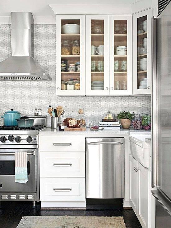 upper corner kitchen cabinet