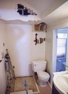 pedestal sink plumbing hide