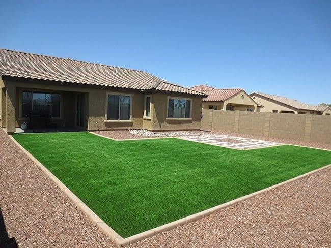 Artificial lawn from Australian Outdoor Living