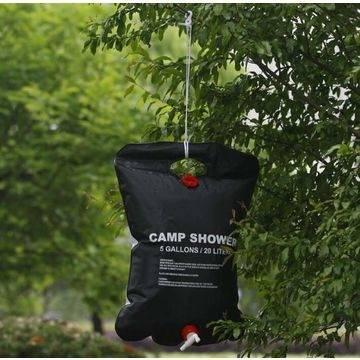 vidaXL 2x Camp Shower