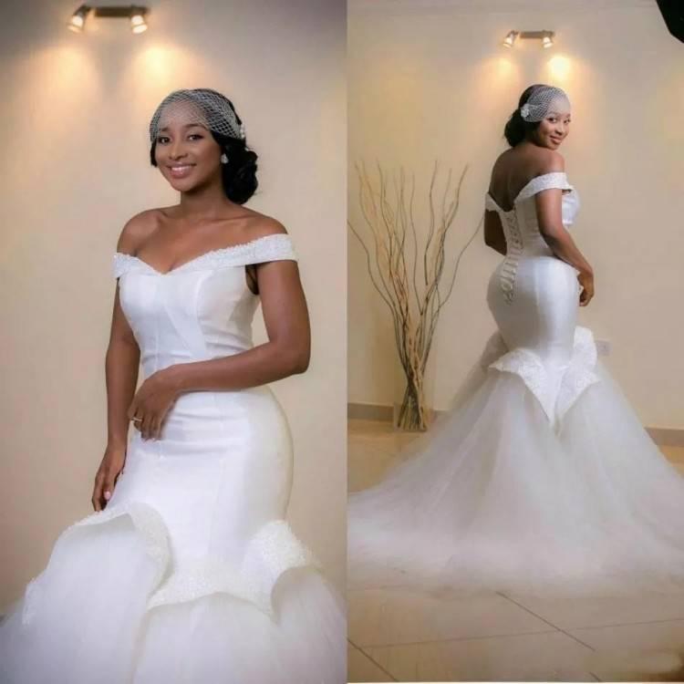 Wedding Dress For And Hourglass Shape