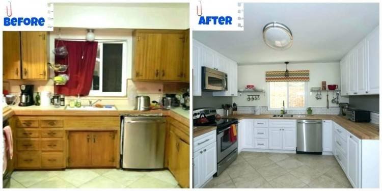 Small Kitchens On a Budget  