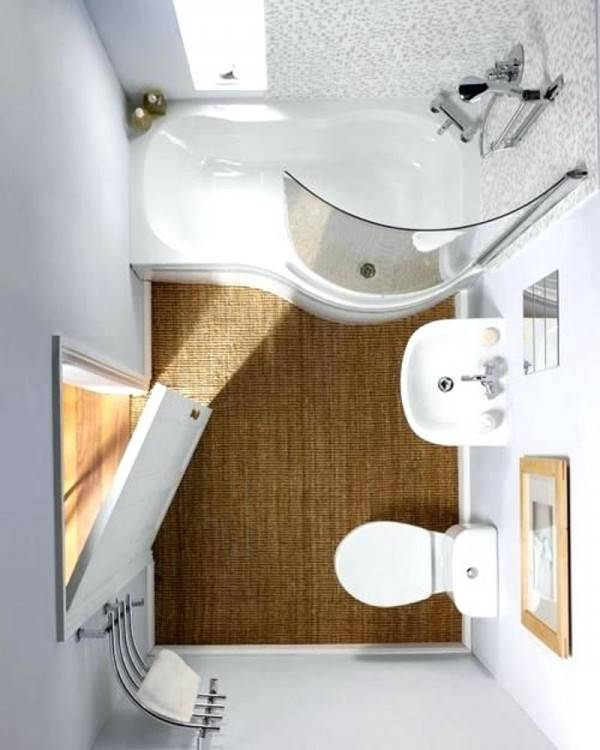great bathroom ideas for small spaces