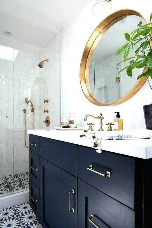 blue and white bathroom ideas navy blue bathroom ideas popular and white coastal inspired bathrooms inside