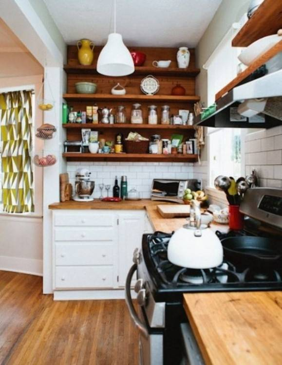 Kitchen Ideas For Small Spaces Design, Small House Interior