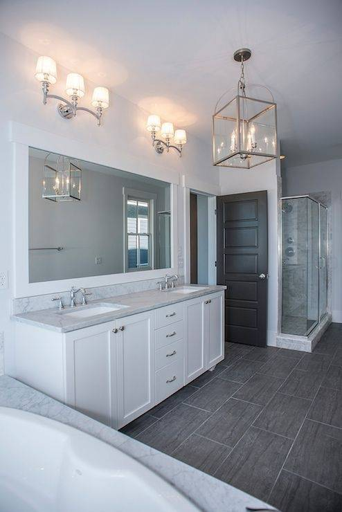 black gray bathroom ideas