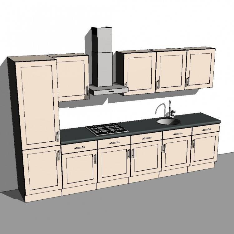 Revit City Kitchen Cabinets By Size Handphone Kitchen